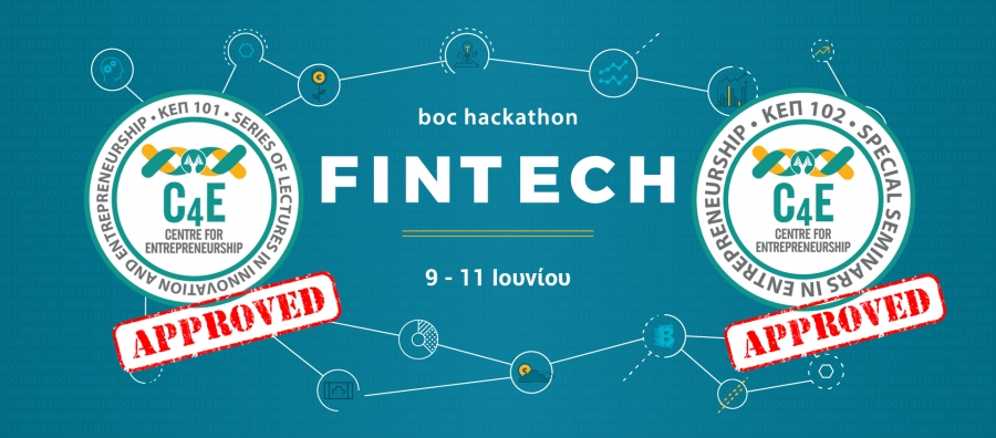 [9-11 June] Έλα στο BOC Hackathon #fintech
