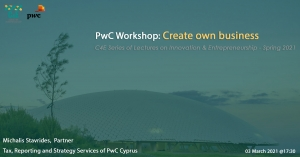 [03 Mar] PwC Workshop: 'Create own business'