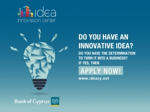 Do you have an Innovative IDEA? Presenting IDEA incubator-accelerator at UCY