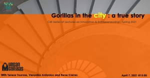 Gorillas in the city: a true story
