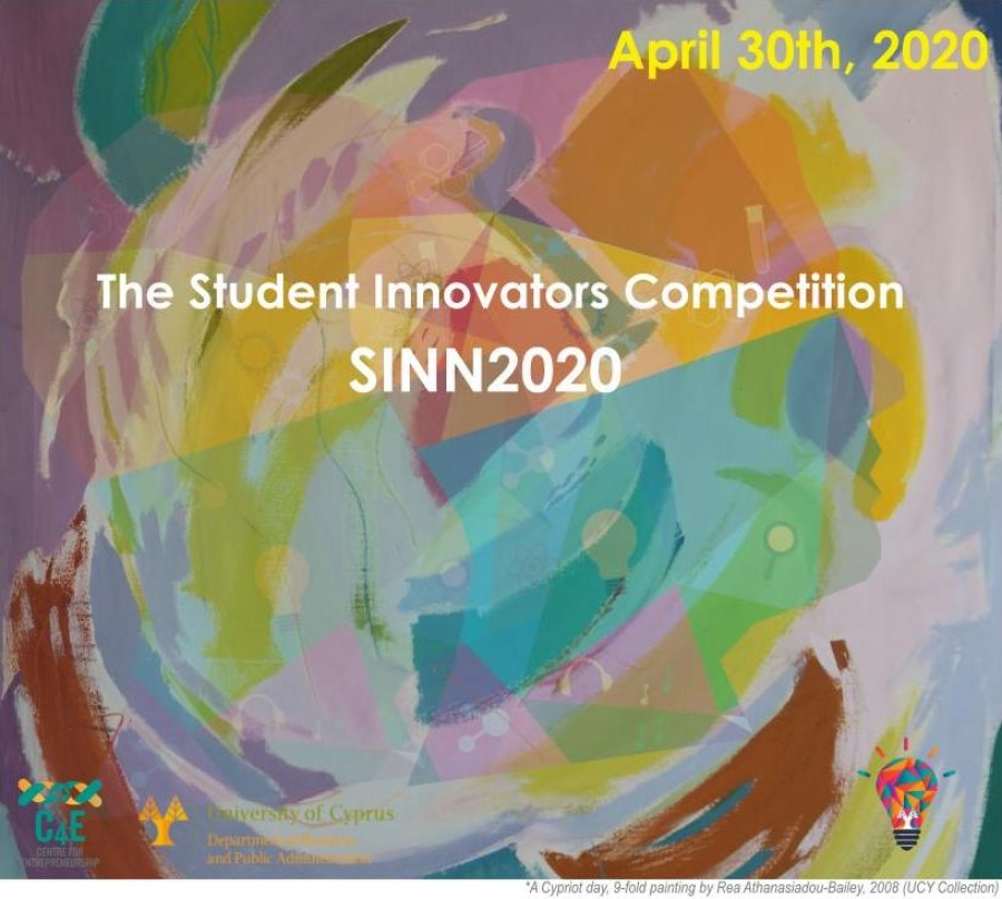 [30 Apr] The Student Innovators Competition SINN2020
