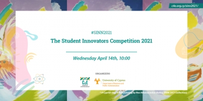 [14 Apr] The Student Innovators Competition – SINN2021